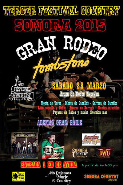 Festival Sonora country