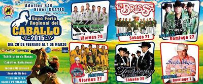 Expo Feria Regional del Caballo 2015